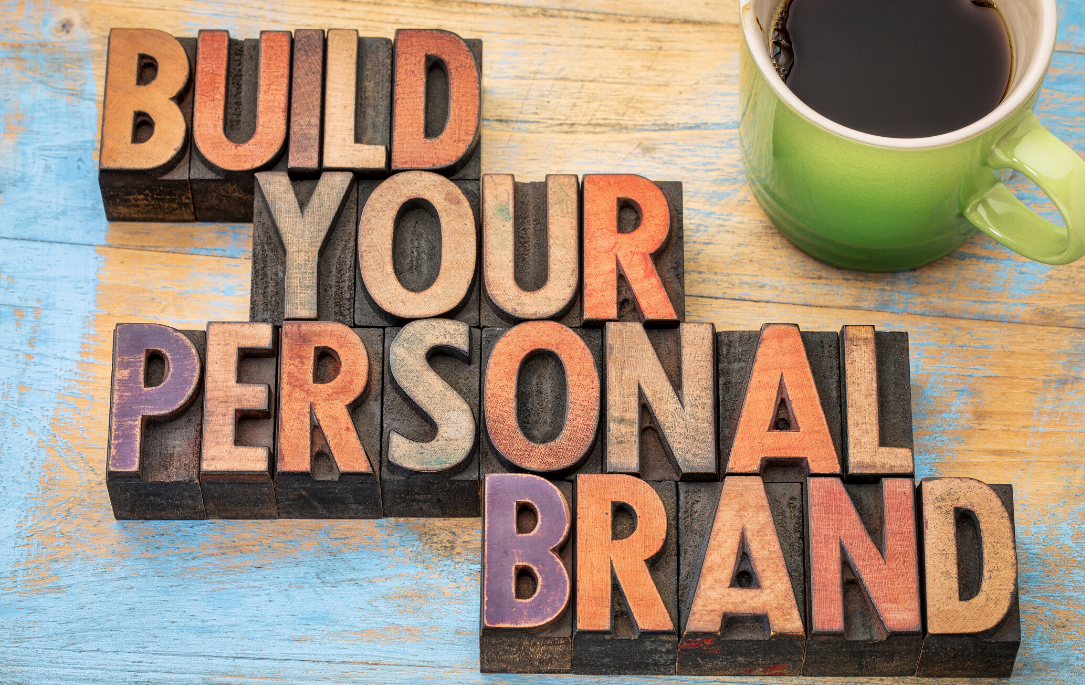 5 Steps to Creating Your Personal Brand
